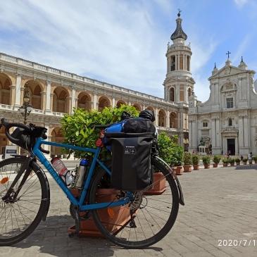 tappa 10 in bici per l'italia